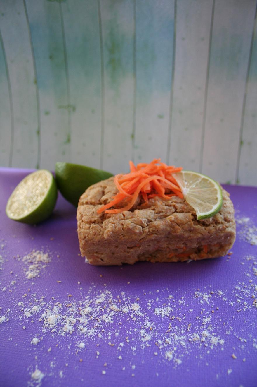 torta per cani alla carota
