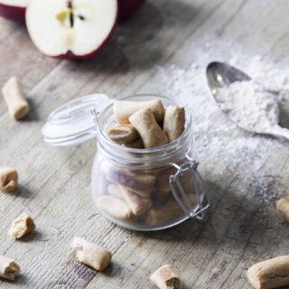 Snack alla mela