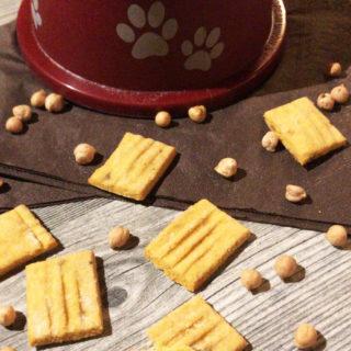 Biscotti senza glutine con farina di ceci
