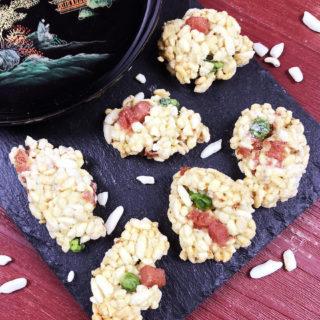 Barrette di riso cantonese